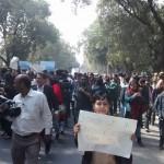 press march